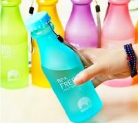 Фитнес бутылка. BpaFree - 0.5 л