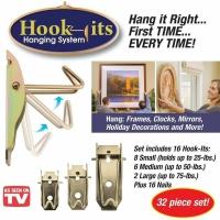 Настенные крючки HOOK-ITS