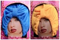 Полотенце-шапочка для сушки волос