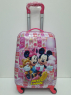 Детский чемодан пластик разные