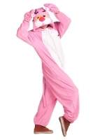 Кигурими для взрослых пижамка Пантера розовая