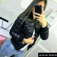 Куртка стеганая PP черная M116