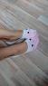 ∆енские невидимые носочки с животными