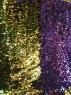 Чехол на подушку с двухцветными пайетками