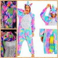 Кигуруми для взрослых пижамка Звездное сияние