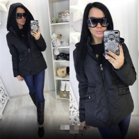 Куртка Kenz черная JF