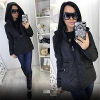 Куртка Kenz черная DT