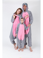 Кигуруми для взрослых пижамка Кролик нильсон