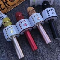 Беспроводной караоке микрофон 2 в 1 k38 ibr
