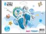 Набор фольгированных шаров (8 Smile Ballons) С днём рождения 08-16/015