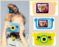 Детская фотокамера Children's Fun Camera LITTLE BEAR