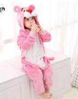 Детский кигуруми Розовая пантера