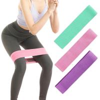 Тканевые резинки для фитнеса набор из 3х штук MASH040