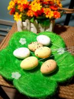 Тарелочка для пасхальных яиц