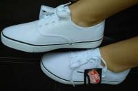 Кроссовки в стиле Vanc white RZ