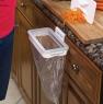 Навесной держатель для мусорных пакетов