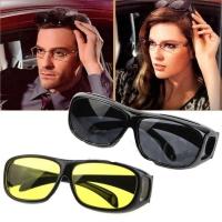 Защитные очки 2 пары HD Vision Wrap Arounds