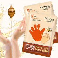 BIOAQUA Медовая маска-перчатки для рук 105|05