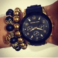 Часы MKors black