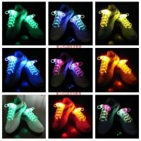 Светящие LED шнурки разные