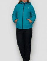 Куртка NK аквамарин