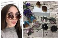 Солнцезащитные очки 01-102 SV чехол в подарок