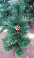 Новогодняя сосна с напылением снег 60 см
