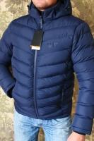 Мужская куртка NK темно-синяя
