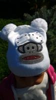 Детская шапочка Monkey