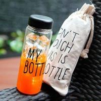 Бутылка с мешочком MY Bottle