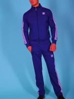 Мужской костюм AS ярко-синий