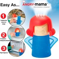 Очиститель микроволновки AngryMama