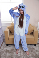 Кигуруми для взрослых пижамка Стич