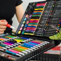 Набор для рисования 150 предметов ALI