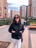 Куртка с крупными карманами черная ZI BN 25