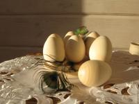 Деревянное яйцо заготовка для росписи