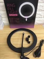 Кольцевая светодиодная лампа для профессиональной съемки без штатива ZD666 ALI