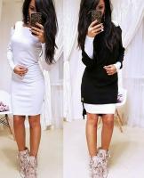 Двойка платье и туника графит RH