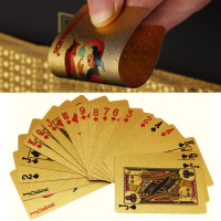 Пластиковые игральные карты