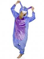 Кигурими пижамка для взрослых Ослик Иа