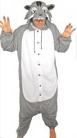 Кигурими пижамка для взрослых Волк