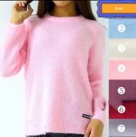 Мягкий свитер Classic A275KB.35