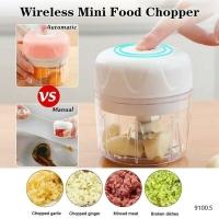 Мини-измельчитель пищи беспроводной электрический