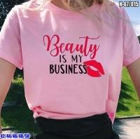 Футболка Beauty is me Business Розовая SV