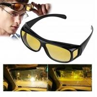 Очки антиблик - антифары для водителей HD vision