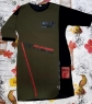 Туника-платье SIZE PLUS BEST с хаки вставкой SH110
