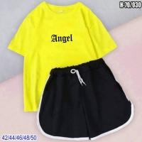 Шорты и желтая футболка ANGEL SV