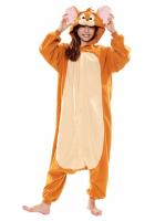 Кигуруми для взрослых пижамка Мышка Джерри