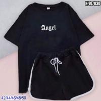 Шорты и черная футболка ANGEL SV