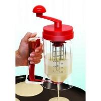 Ручной миксер-машина, дозатор для жидкого теста, для панкейков Pancake Machine 035 IBR